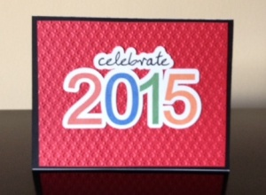 2015 card