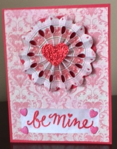 Valentine Rosette 2